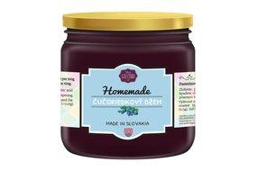Homemade džem čučoriedka 190g