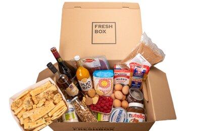 Zostaň doma! BOX + chlieb ZADARMO